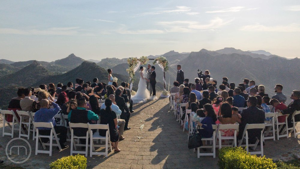 Malibu Rocky Oaks Wedding 2017