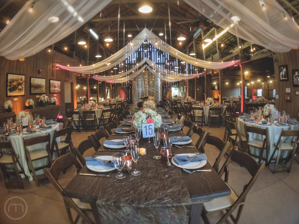 Camarillo Home Ranch Wedding Reception