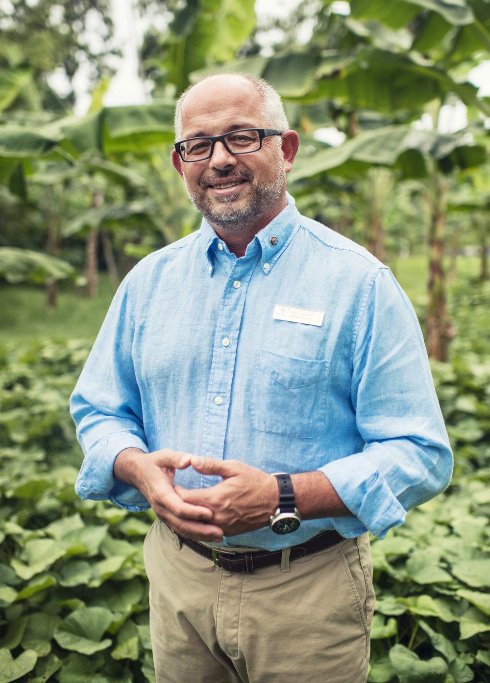 The GM: Wayne Kafczak.