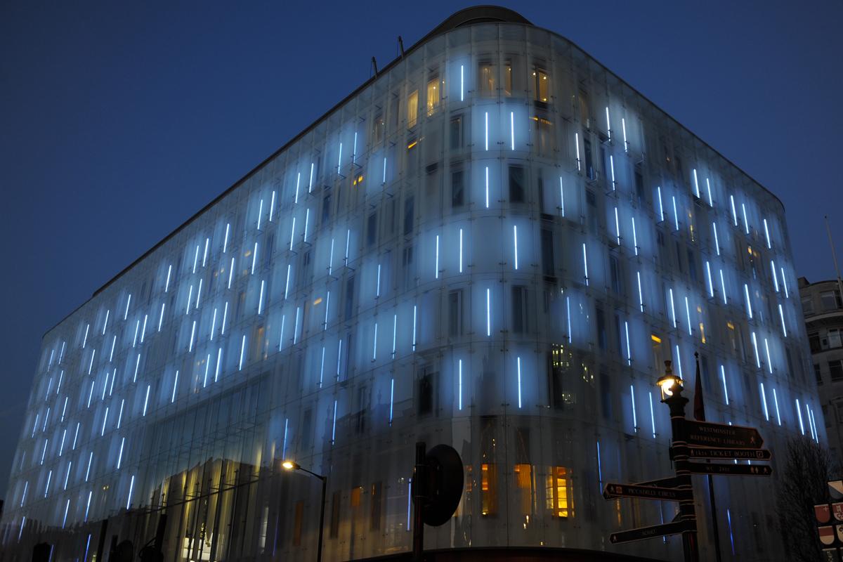 building facade lighting. Building Facade Lighting. Showtime Lighting L