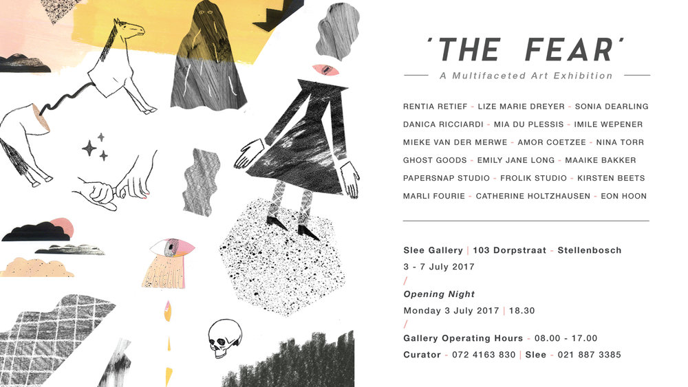 """""""The Fear"""" - Exhibition 