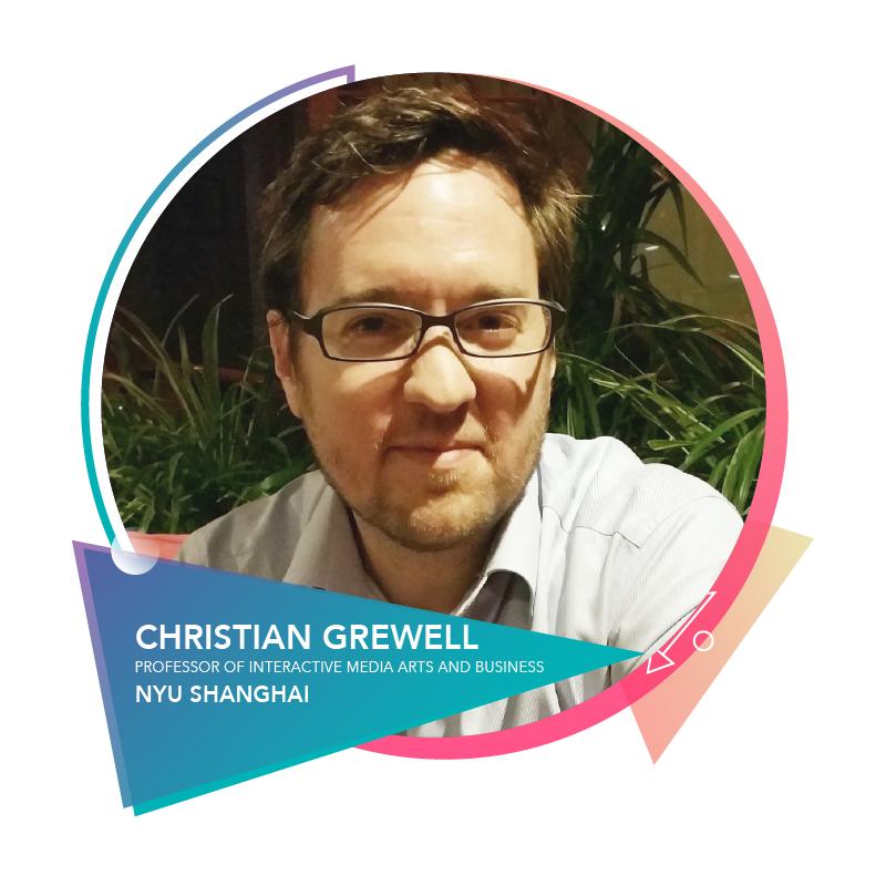 Christian Grewell - ProfessorNYU Shanghai