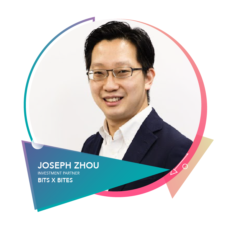 Joseph Zhou - Investment PartnerBits X Bites