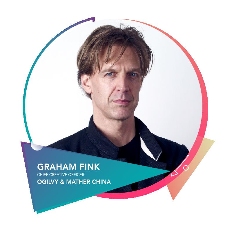 Graham Fink - Chief Creative OfficerOgilvy & Mather China