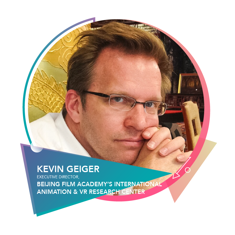 Kevin Geiger - Executive DirectorBFA's International Animation & VR Center