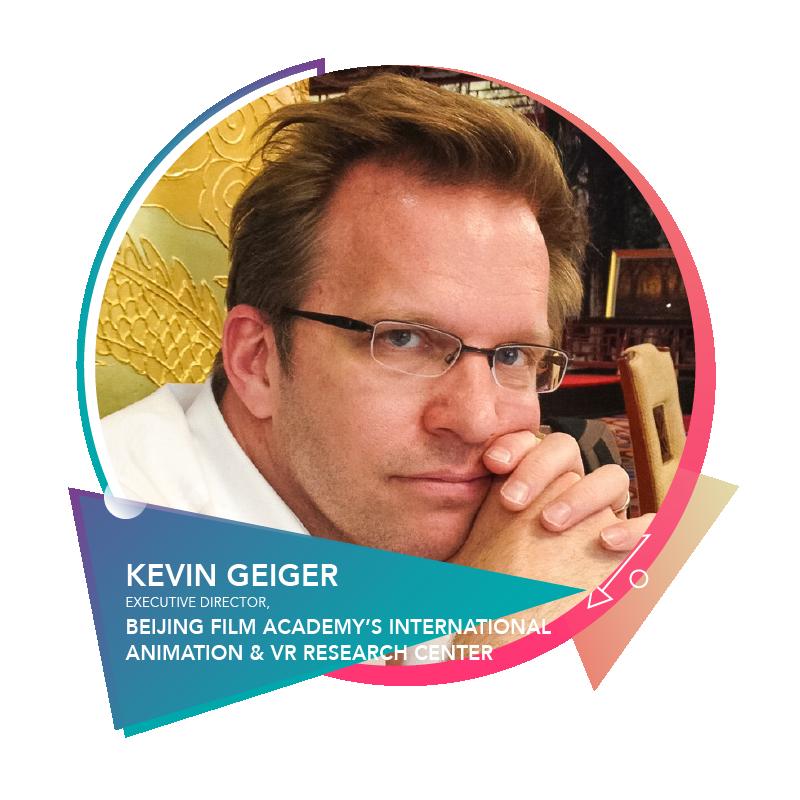 Kevin Geiger - Executive DirectorBFA's International Animation & VR Center