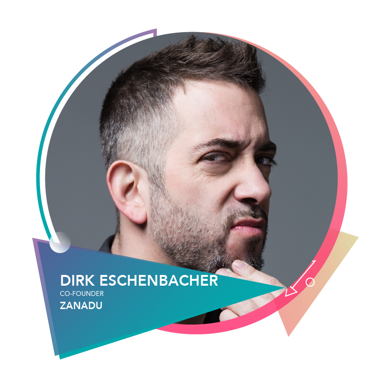 Dirk Eschenbacher - Co-FounderZanadu