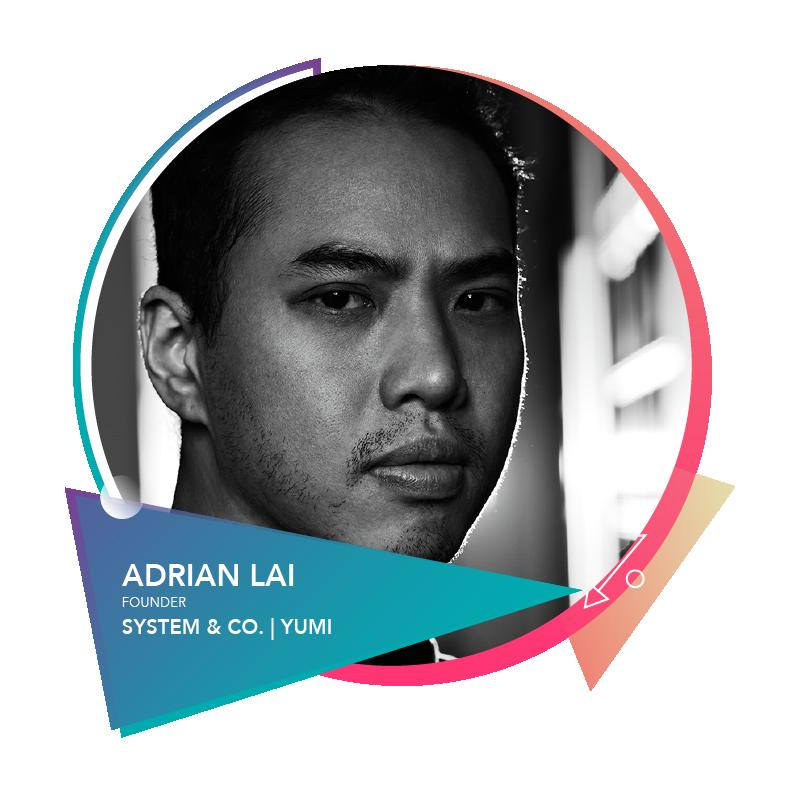 Adrian Lai - FounderYUMI