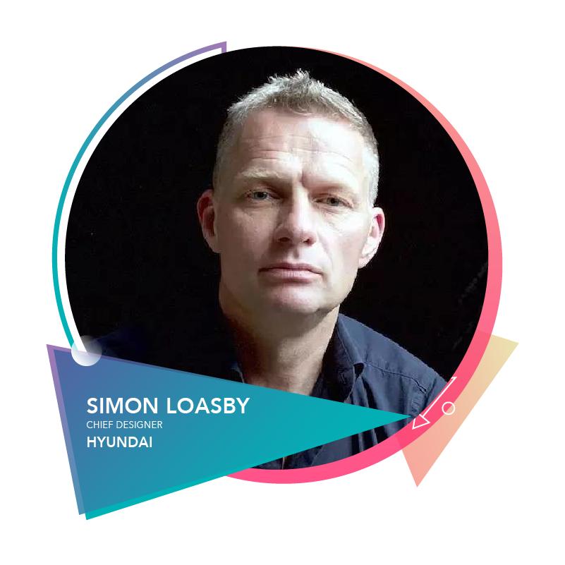 Simon Loasby - Chief DesignerHyundai China