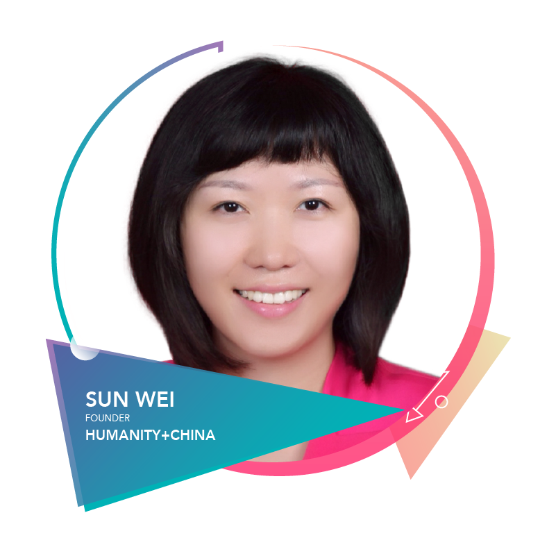 Sun Wei - FounderHumanity + China
