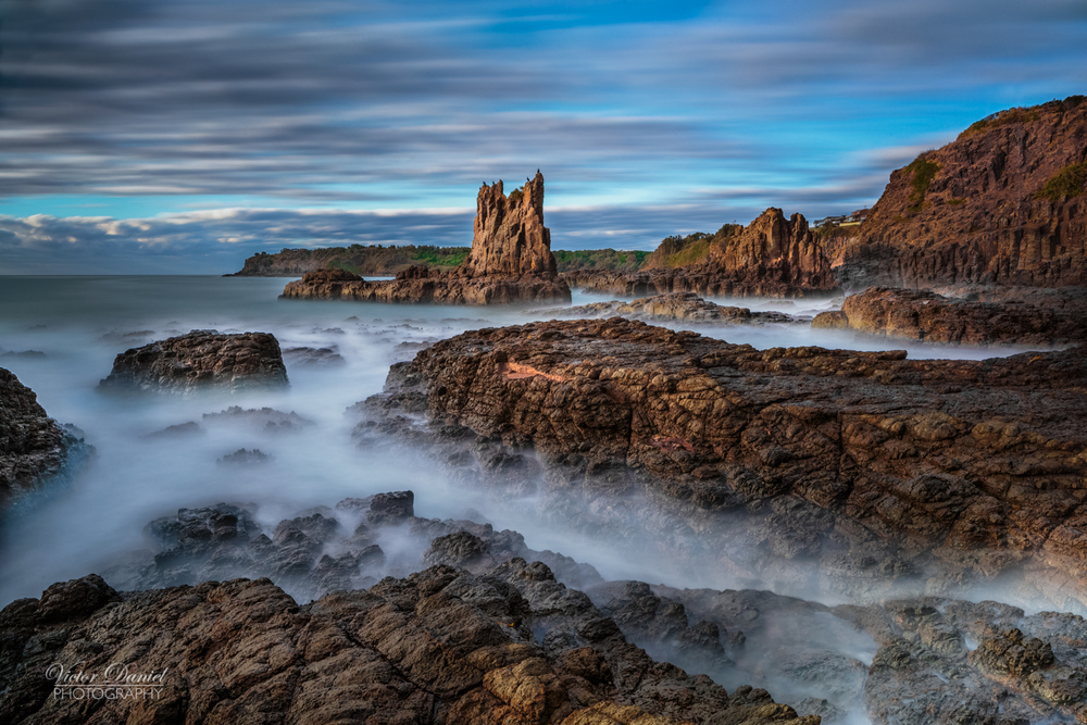 Catheral Rocks Kiama