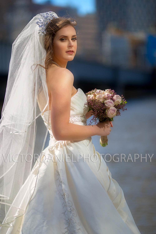 BRIDAL PHOTOGRAPHY.  MODEL : COURTNEY DAVEY