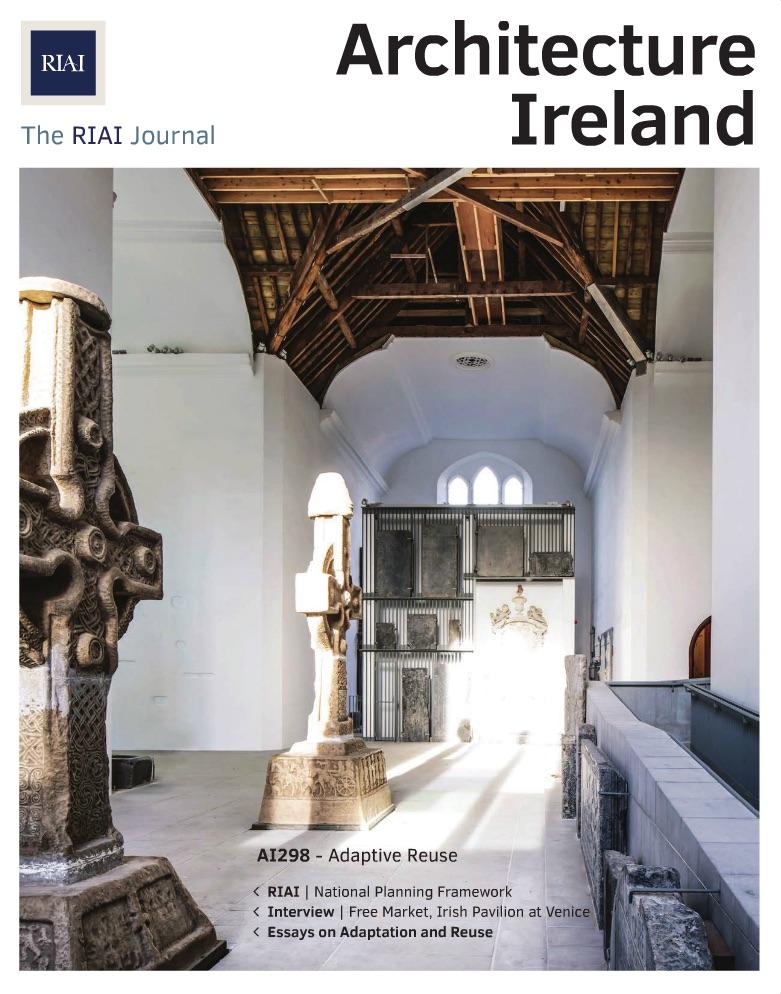 Architecture Ireland cover_Medieval Mile Museum.jpg
