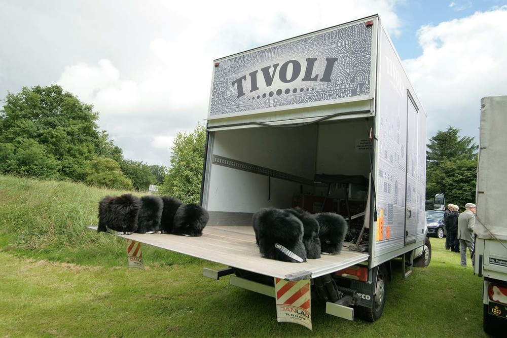 Tivoli-Gardens udstyr
