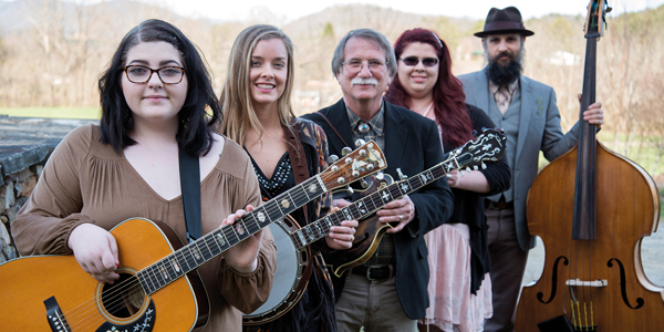 Beres College Blue Grass Ensemble