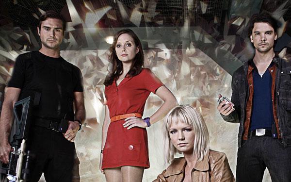Primeval (Series 4)