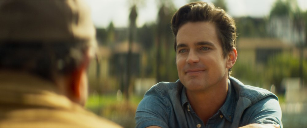 Matt Bomer in Papi Chulo (2018)