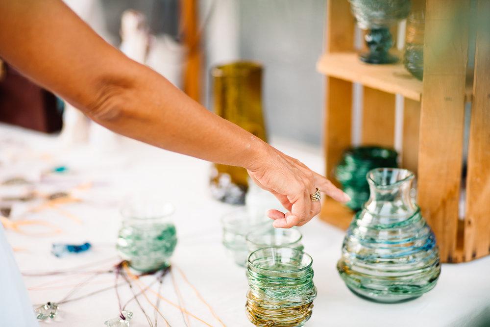 artigianato - oggettistica cucina, gioielli...