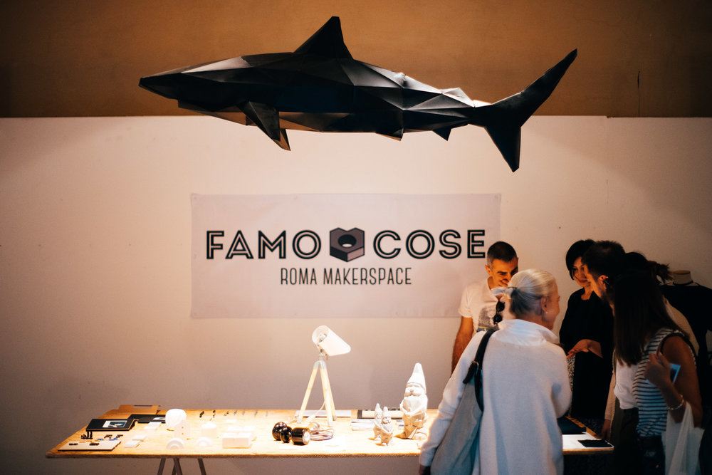 Famocose Roma Makerspace