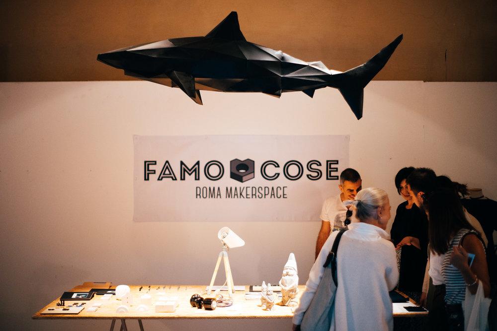 Famocose Roma Makerspace