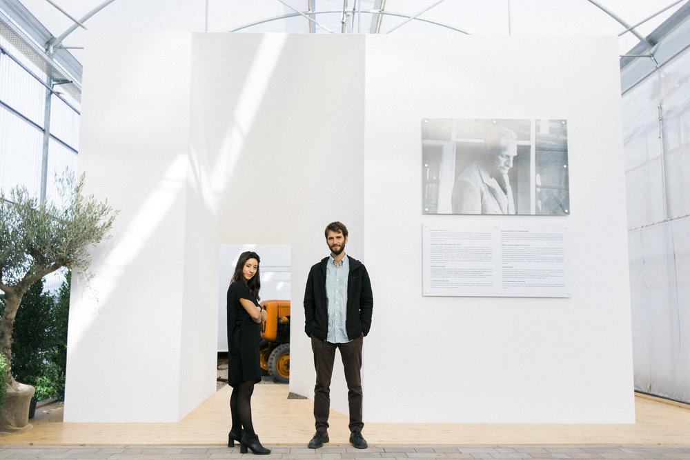 Architetti — Filippo Mattia Dobrovich & Francesca Di Benedetto