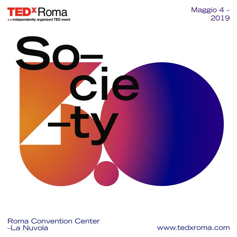 ➔ 10% di sconto - TEDx Roma / 4 maggio 2019