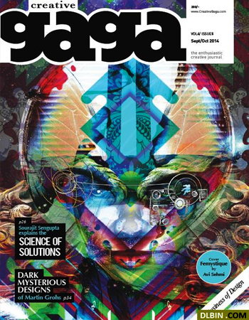 Creative Gaga Magazine  - The business of Design. Quality Quotient -  Check it out