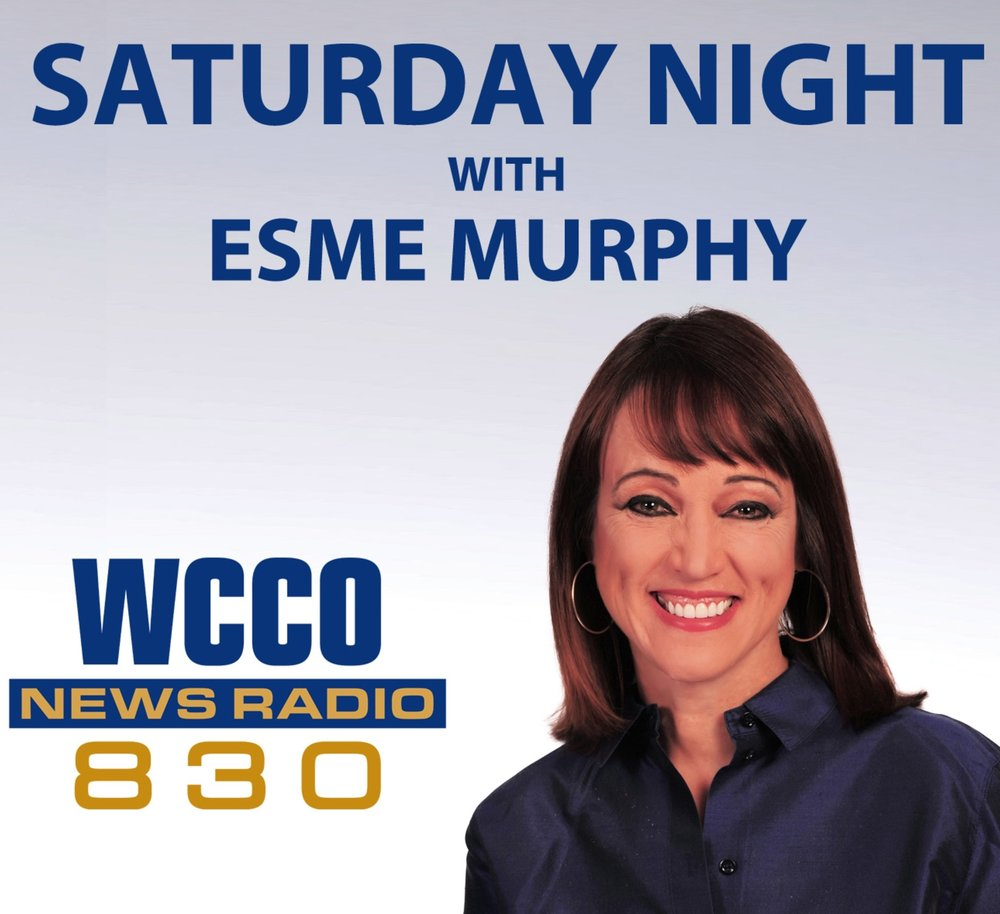 Minny & Paul on WCCO Radio with Esme Murphy