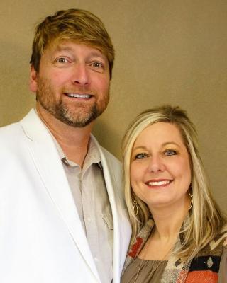 Our Pastors - Chris & Michelle Tackett