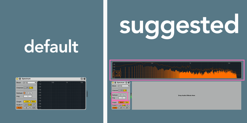 spectrum expand ableton live tutorial