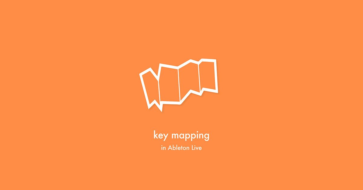 key mapping in ableton live — pATCHES