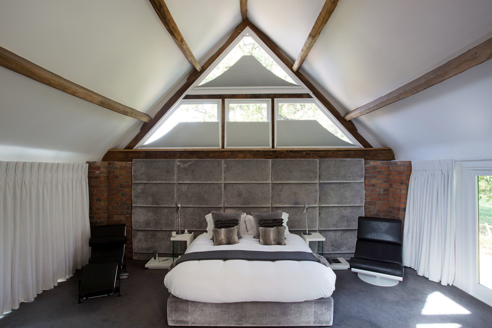 Triangular Window Grand Design Blinds