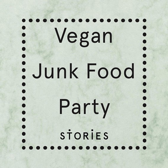 VEGAN JUNK FOOD PARTY FRIDAY 4TH MAY @7pm til late 🥞🍔🍟🍩🍹🍸. • We're popping up for the night with a Vegan cocktail and junk-food party • We're bringing you vegan wines, beers and cocktails alongside a sharing menu of junk food- inspired vegan plates. Expect salty, sweet, savoury, spicy, succulent dishes guaranteed to delight your tastebuds. We'll be mixing some tunes for your pleasure too, and bringing general good-time vibes to a Friday evening at Stories like no other. • Tickets are limited so book 'em fast so you don't miss out. £15 a ticket includes first drink and two dishes. The menu is designed for sharing so bring a crowd and mix and match. LINK IS IN OUR BIO 👆👆. • Vegans AND non- vegans welcome (and trust us you won't miss the meaty stuff if you're that way inclined). SEE YOU THERE!