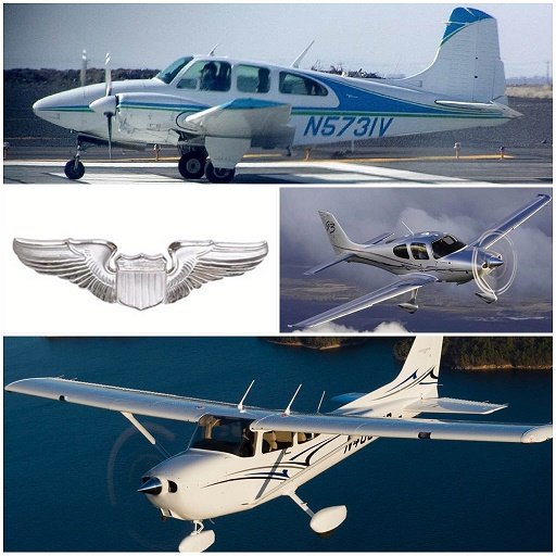 These are some of the aircraft in our CRM Air Force Fleet.