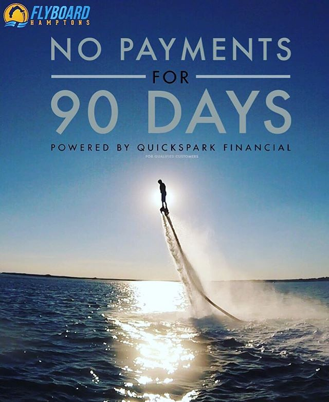 Ever wanted to own a Flyboard, Hoverboard, or the awesome Jetpack? We now offer you the ability to finance one, two, or all three of the items mention plus NO PAYMENTS FOR THE FIRST 90 DAYS! 👉🏽👉🏽👉🏽Just go to www.flyboardhamptons.com and click on SHOP  #flyboardshow #flyboard #summertime #newyork #newyorkcity #i❤️nyc #nyc #suffolkcounty #longisland #hamptons #hamptonslife #yachtlife #luxury #yacht  #jetski #beach #fun #ocean #extremewatersports #thehamptons #flyboardhamptons #defywaterflight #hamptonssummer #duneroad #nofilter #eastmoriches #westhampton #fall #jetpack