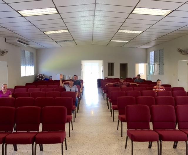 Pentecostal M.I. Ciales P.R.