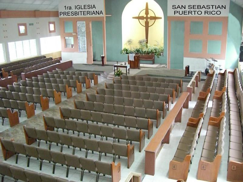 Sillas muebles para iglesias for Muebles iglesia
