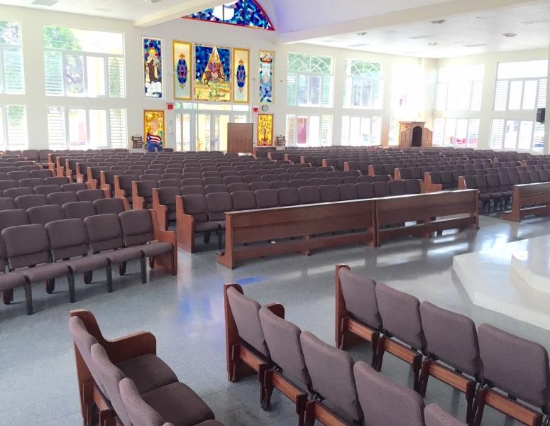 muebles para iglesias ForMuebles Iglesia
