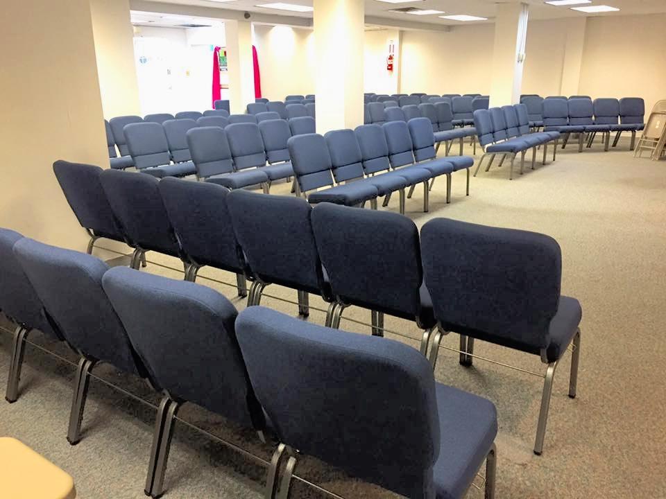 muebles para iglesias