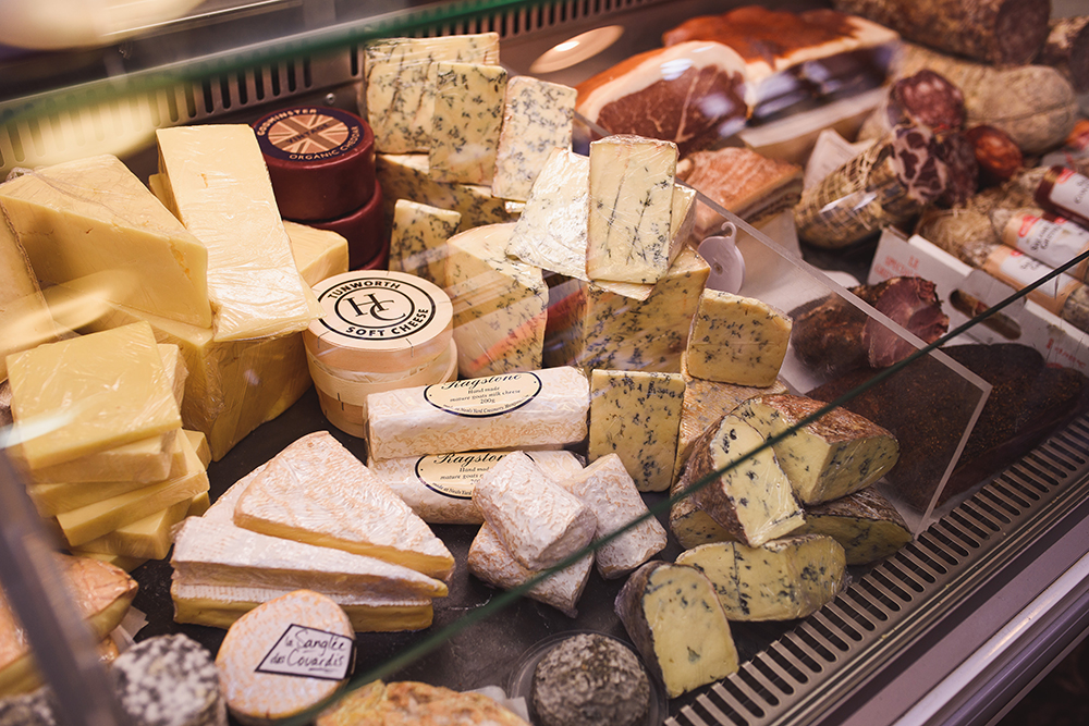 Artisan cheese, Bristol city centre, local cheese, shop,