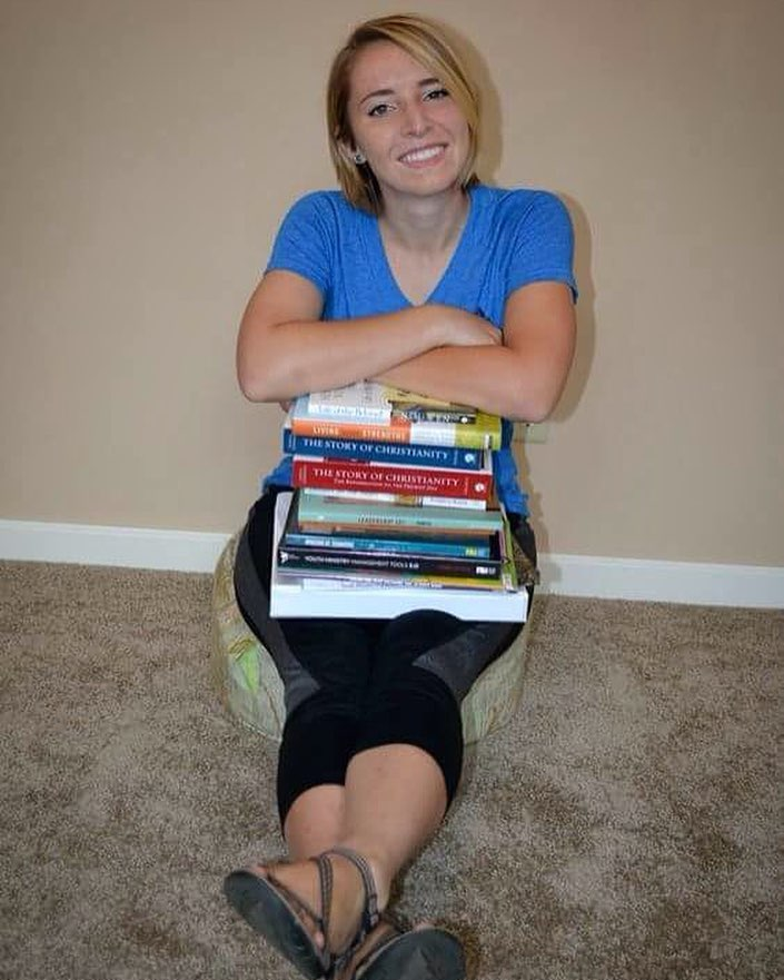- Sharing a book with someone is a view into their heart. It is a vulnerable act between friends.-Michaela Drain, UCO Wesley Director