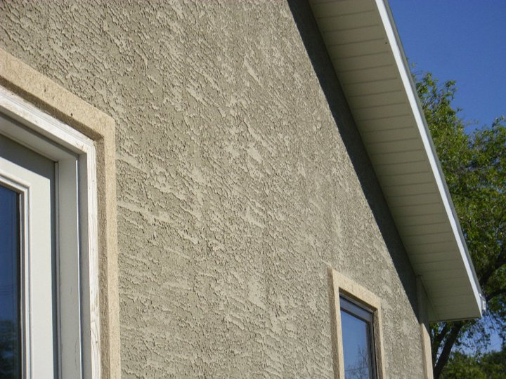 CONVENTIONAL STUCCO -