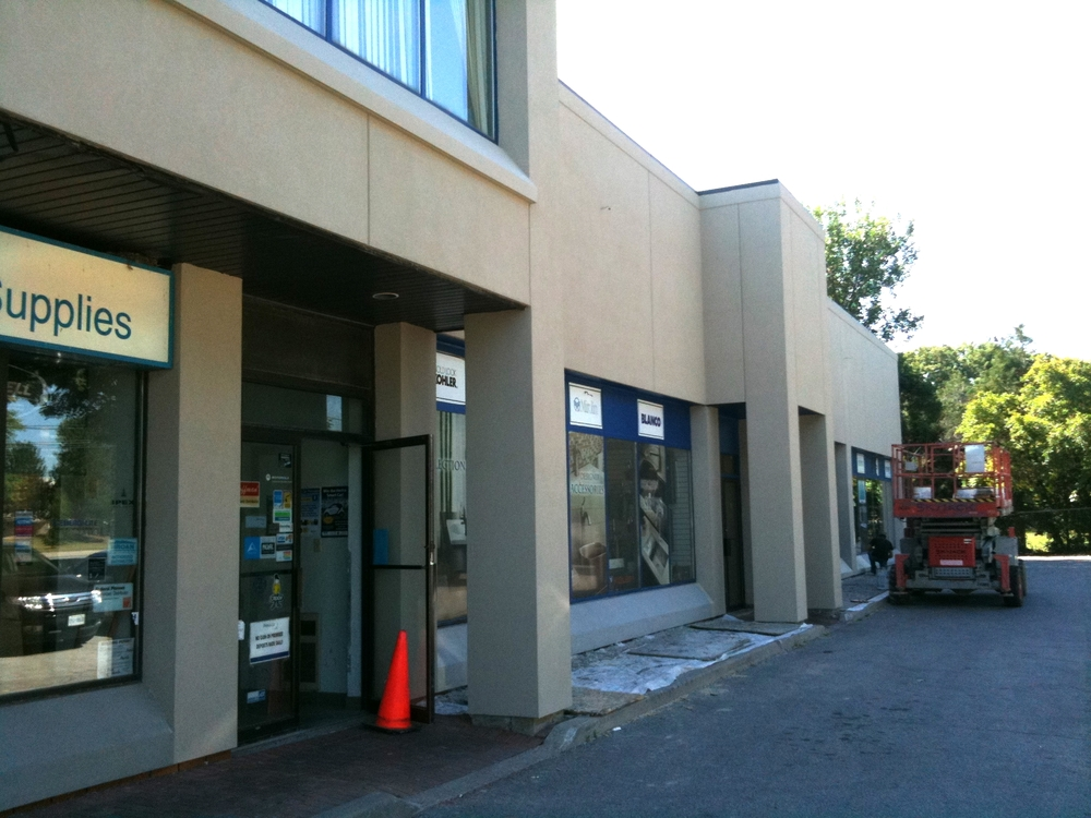 COMMERCIAL STUCCO -