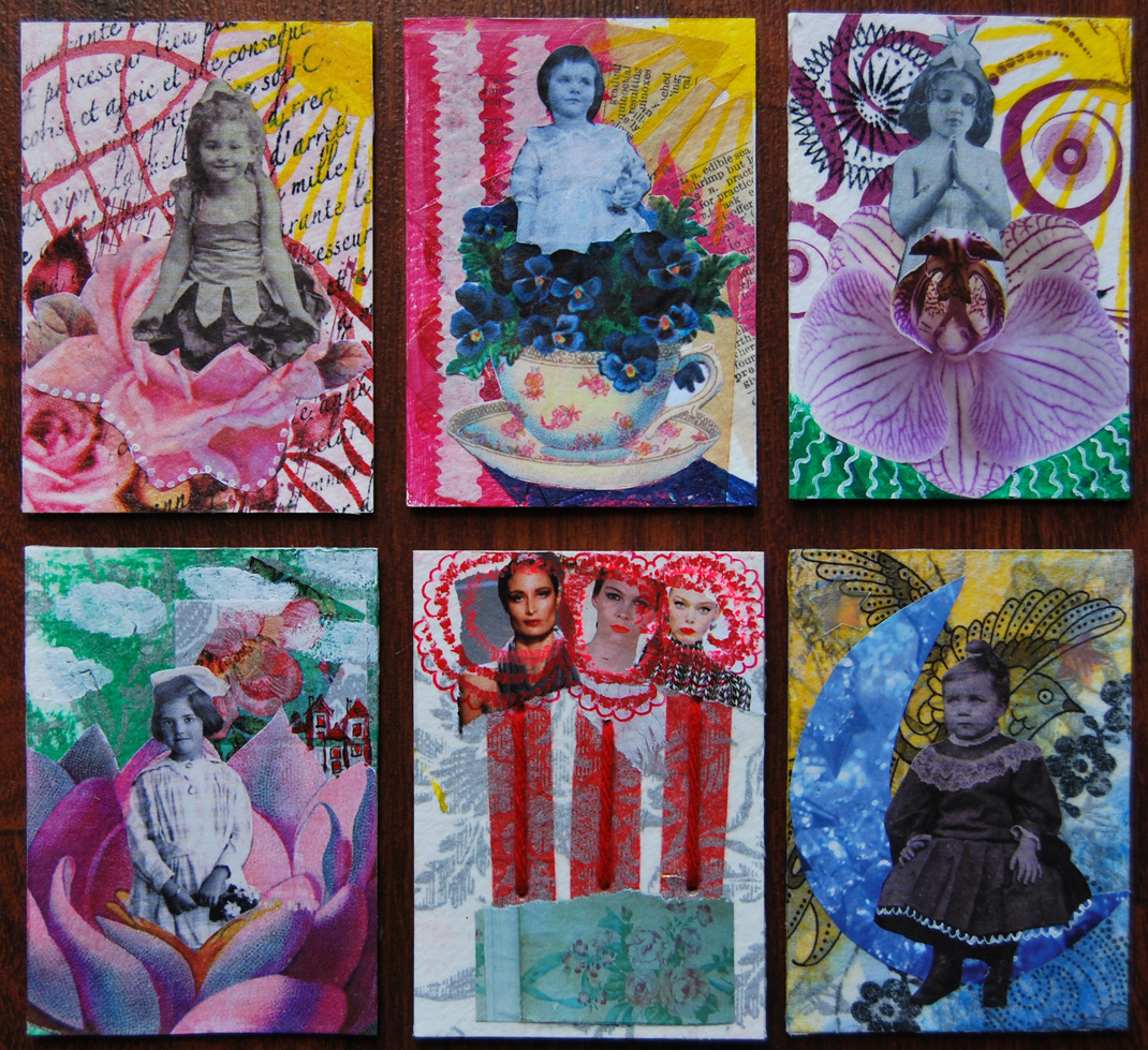 ATCs-Flower_Children