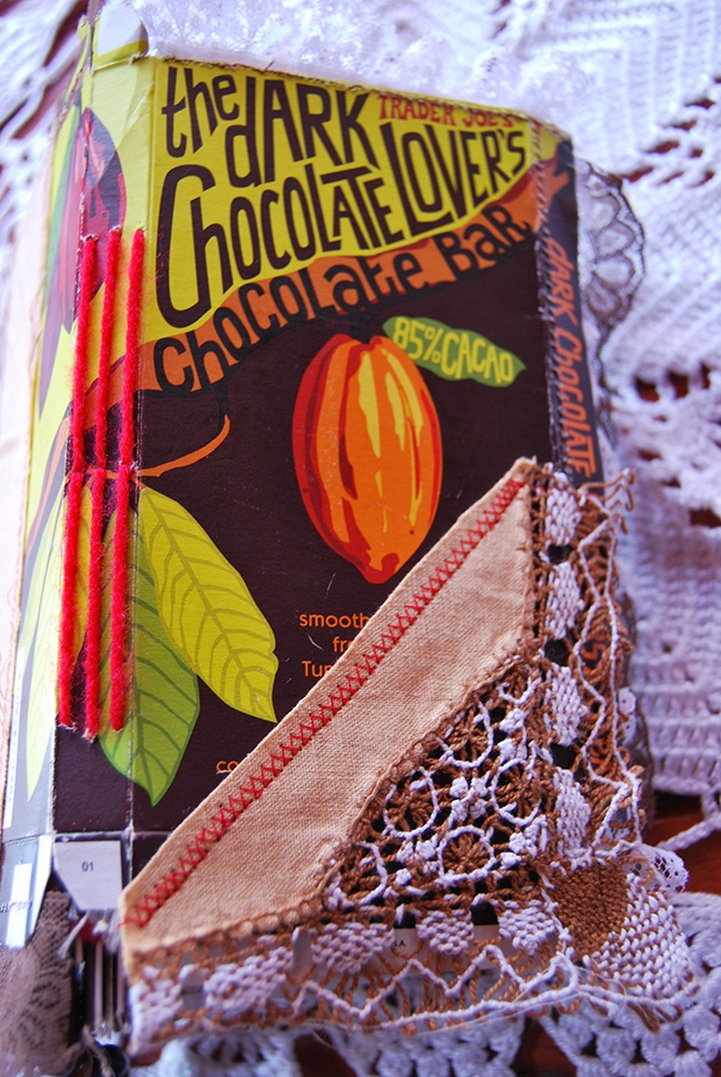 ChocolateLoversRecycledBookJournal03