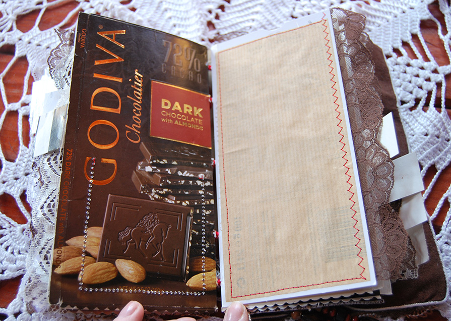 ChocolateLoversRecycledBookJournal12