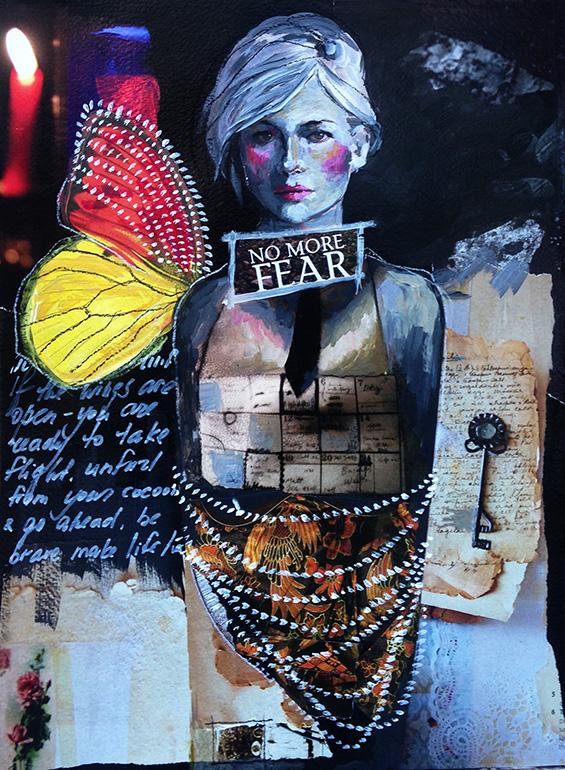 Unfirl&Fly-ArtJournallingByAnnieHamman