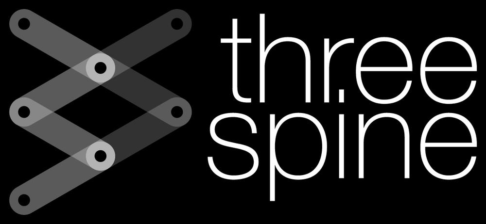 Threespine-primary-logo-neg