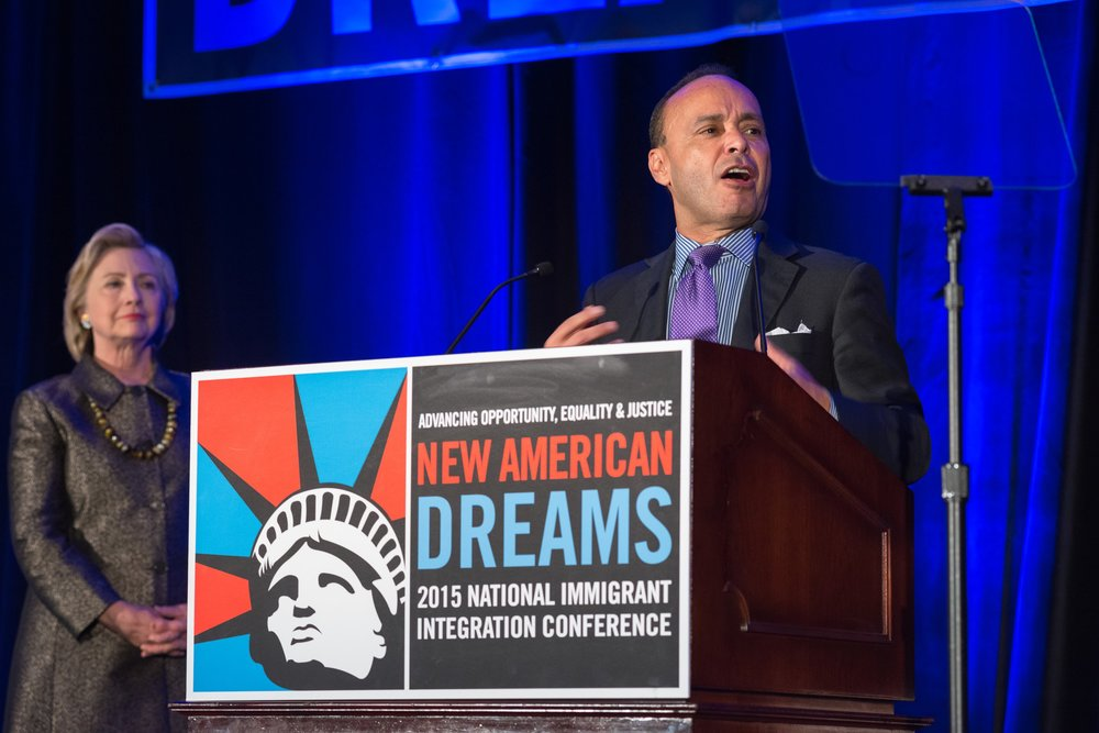 New American Dreams: Solidarity • Strength • Transformation   National Immigrant Integration Conference 2019   October 20-22, 2019 Detroit, Michigan At the Cobo Center