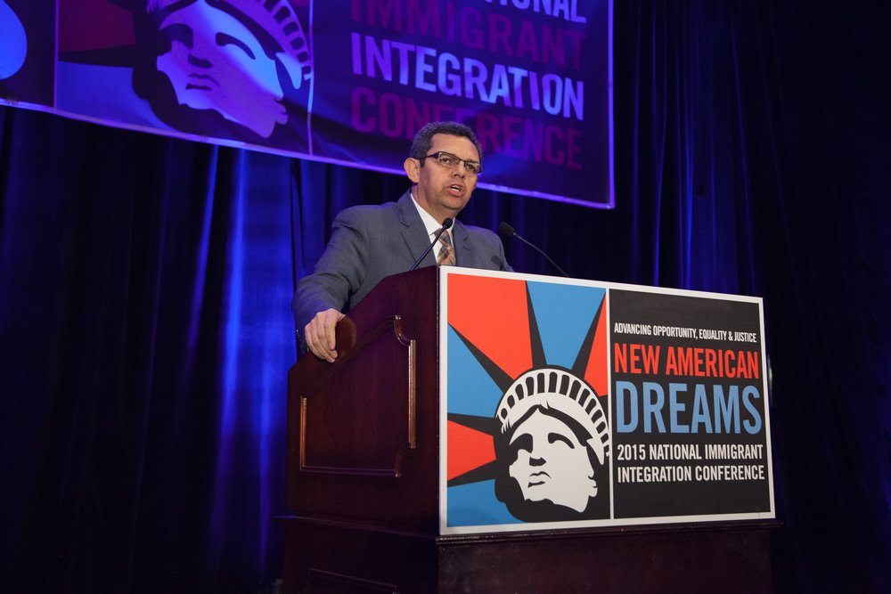 And Justice for All:   National Immigrant Integration Conference 2017    December 10-12, 2017 Phoenix, Arizona
